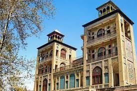 پاورپوینت بررسی بنای شمس العماره در معماری قاجار